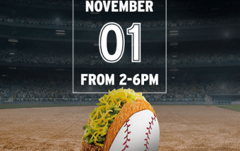 Possible FREE Doritos Locos Taco at Taco Bell on November 1