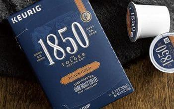 FREE 1850 Brand Coffee Sample