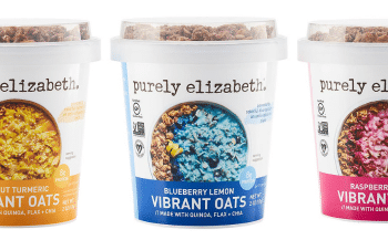 NEW Social Nature Sampling Opportunity: Purely Elizabeth Oatmeal Cups