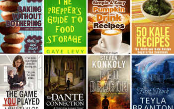 FREE Kindle Books for 10/17