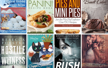 FREE Kindle Books for 10/19