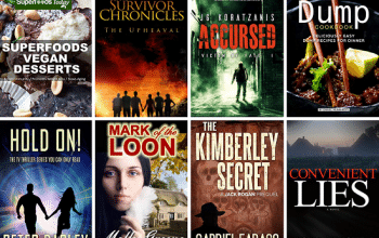 FREE Kindle Books for 10/31