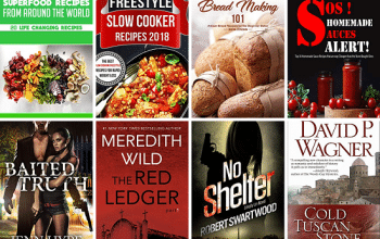 FREE Kindle Books for 10/4