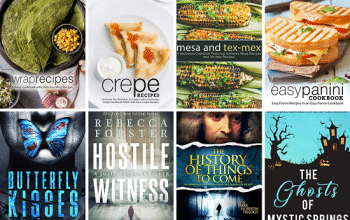 FREE Kindle Books for 10/5