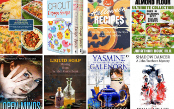 FREE Kindle Books for 10/8