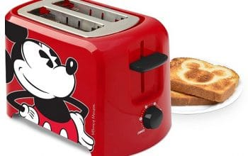 Mickey Mouse Toaster Only $10.61 Shipped! (reg $24.99)