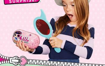 FREE L.O.L. Surprise! Scavenger Hunt for Kids at Target on 11/10