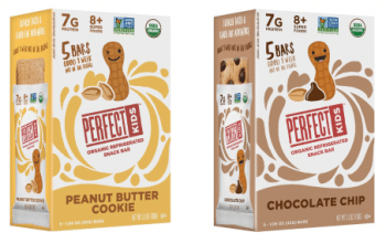 FREE Box of Perfect Kids Snack Bars (coupon)