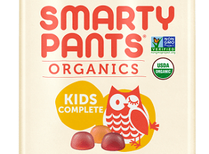 NEW Social Nature Sampling Opportunity: SmartyPants Kids Multivitamin