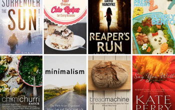 FREE Kindle Books for 11/5