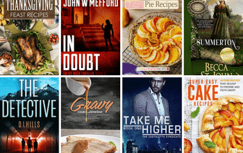 FREE Kindle Books for 11/7