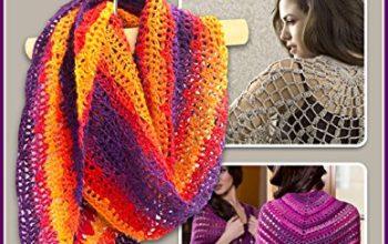 "Free Kindle Book: ""16 Crochet Shawl Patterns: DIY Clothing You'll Love"""