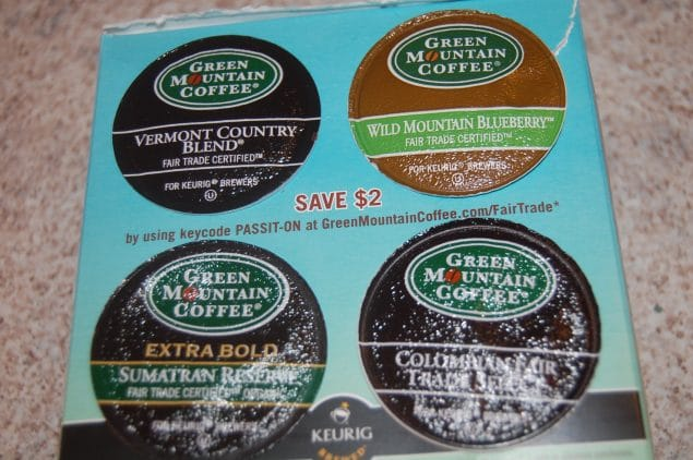 Free K-cups
