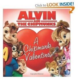 Chipmunk Valentine