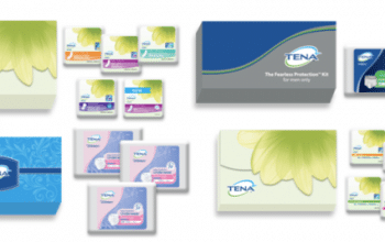 FREE TENA Incontinence Products Sample Kit