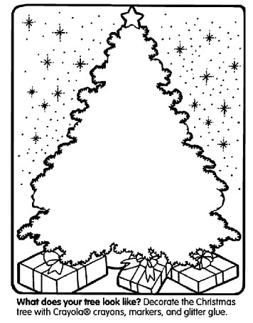 FREE Printable Christmas Coloring Pages & Activity Sheets - Freebies ...
