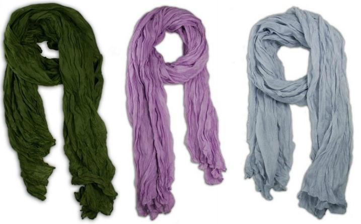 crinkle-scarf