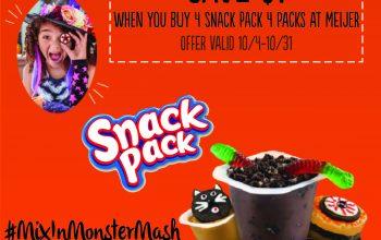 Meijer: Save $1 WYB 4 Snack Pack 4 Packs