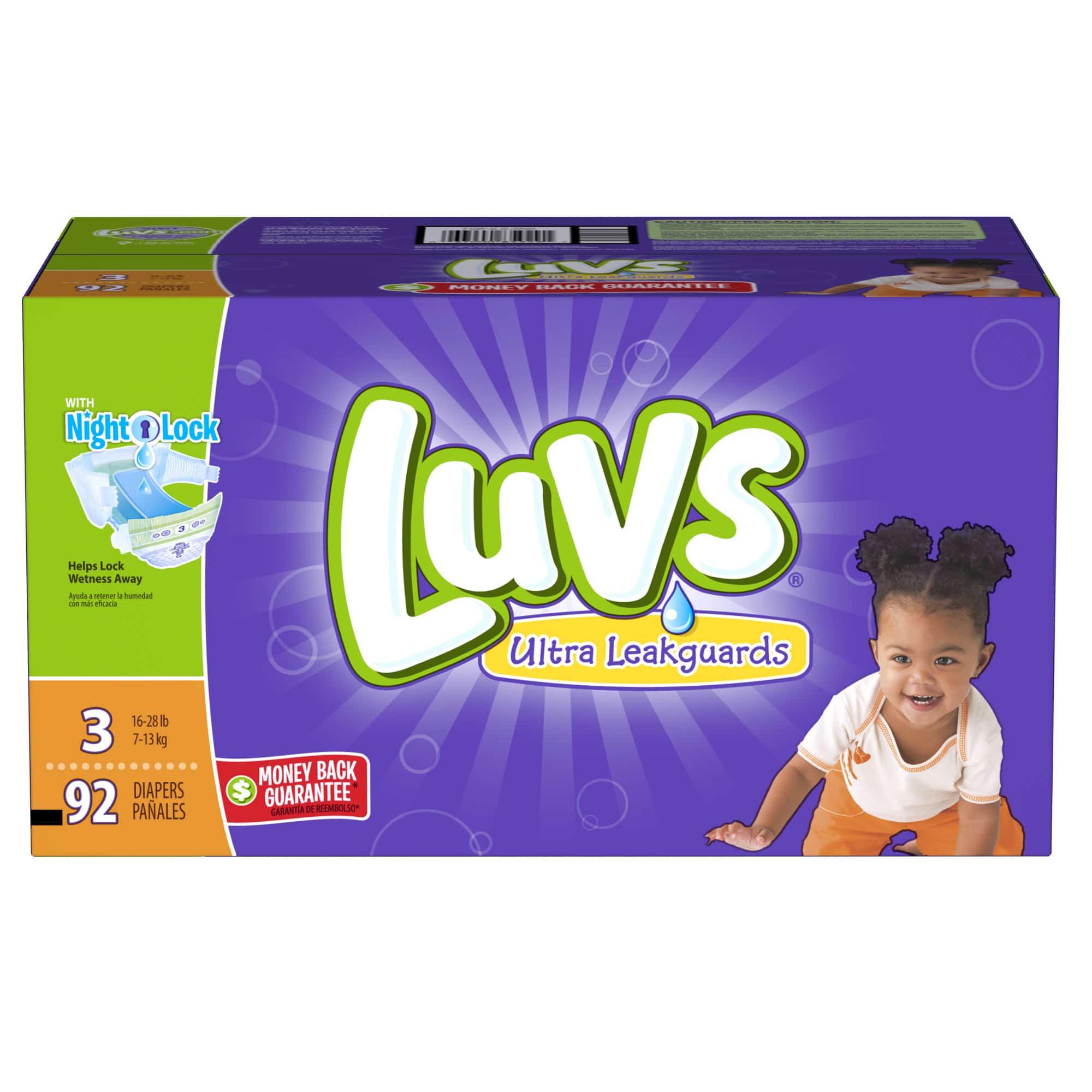graphic regarding Luvs Printable Coupons called $2.00 off Luvs Printable Coupon + $5 Ibotta Rebate