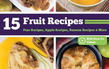 FREE Fruit Recipes eCookbook!