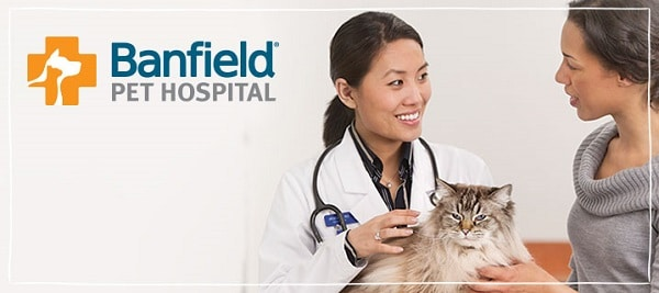 FREE Office Visit at Banfield Pet Hospitals! (found in PetsMart)