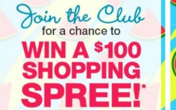 Dollar Tree Value Seekers Sweepstakes (Ends 7/29)