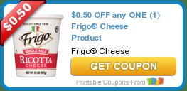 FREE Frigo Single String Cheese at Walmart