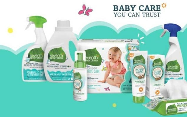 FREE Seventh Generation Baby Sample Kit - Freebies and Free