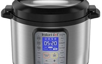 6-Quart Instant Pot DUO Plus 9-in-1 Pressure Cooker Only $79.95 Shipped! (reg $129.95)