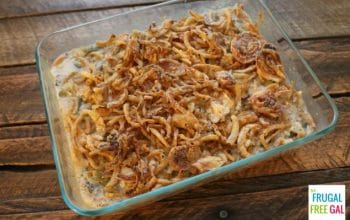 Green Bean Casserole Recipe (with a Twist!)