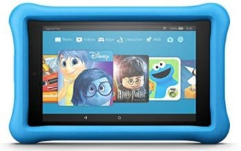 Amazon: Fire HD 8 Kids Edition Tablet, 8″ HD Display, 32 GB, Blue Kid-Proof Case only $89.99!