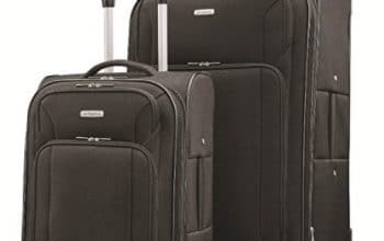 Amazon Deal of the Day: Up to 70% off Samsonite 2-piece Spinner Sets