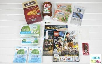 Photos of Mailbox Freebies November 2017 (Part 1)