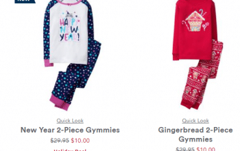 Gymboree: Free Shipping + $10 Christmas PJs, $7 Tees , $10 Jeans and MORE!