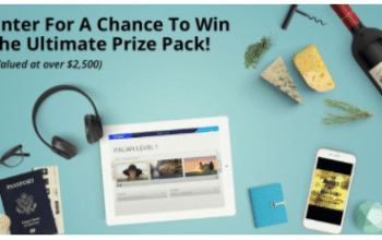 Win an iPad Pro & the Ultimate Prize Pack worth over $2,500 (Ends 11/30)