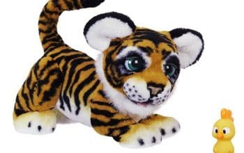 Amazon Deal: furReal Roarin' Tyler, the Playful Tiger