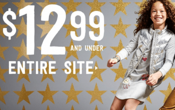$12.99 and Under at Crazy8  (Ends 12/21)