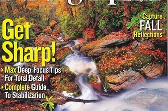 FREE Outdoor Photographer Magazine Subscription