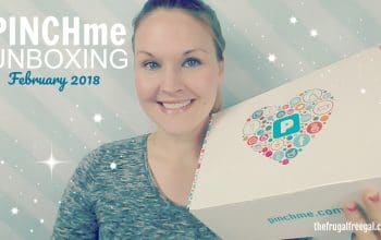 YouTube Video: PINCHme Unboxing – I WON a PINCHme Box! (February 2018)