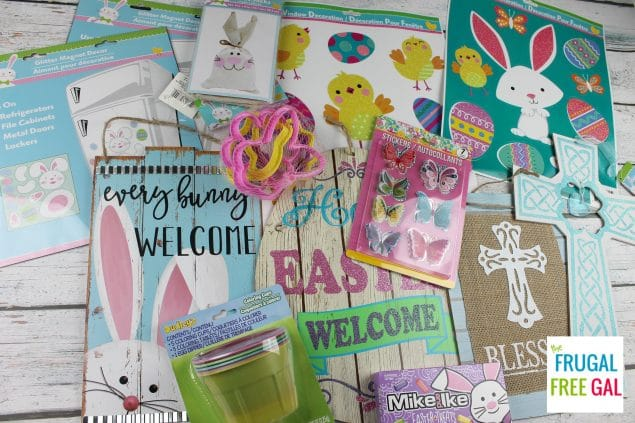 Dollar Tree Easter Items