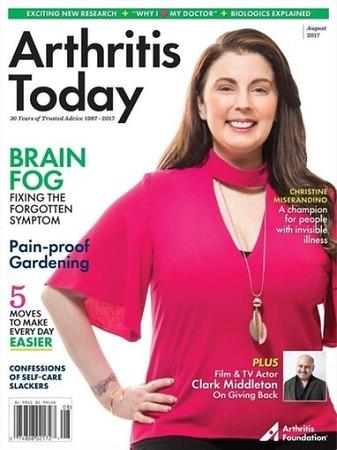 Arthritis magazine subscription