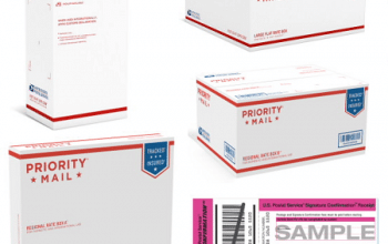 FREE Priority Mail Box & Shipping Supplies