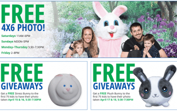 FREE Easter Events at Bass Pro Shops
