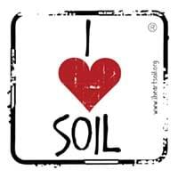 FREE I Love Soil Stickers