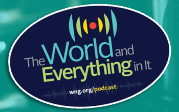 FREE The World and Everything in It Sticker