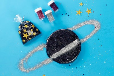 FREE Milky Way Slime Craft at Michael's on 7/7 - Freebies