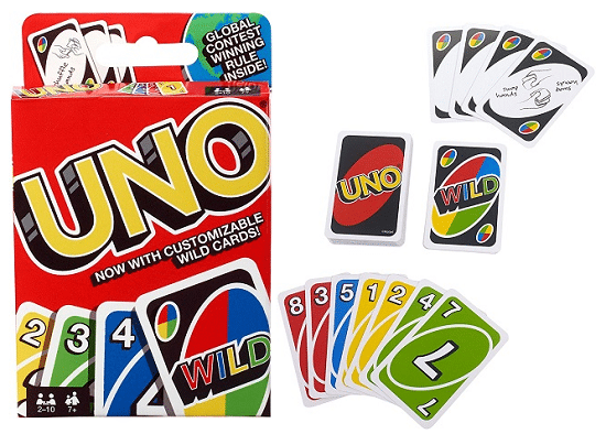 UNO Card Game Only $3 99 Shipped! (reg $9 99) - Freebies and