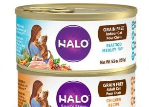 FREE Can of Halo Cat Food (coupon)