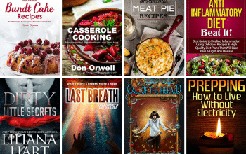 FREE Kindle Books for 9/24