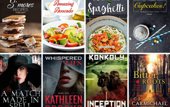 FREE Kindle Books for 9/26